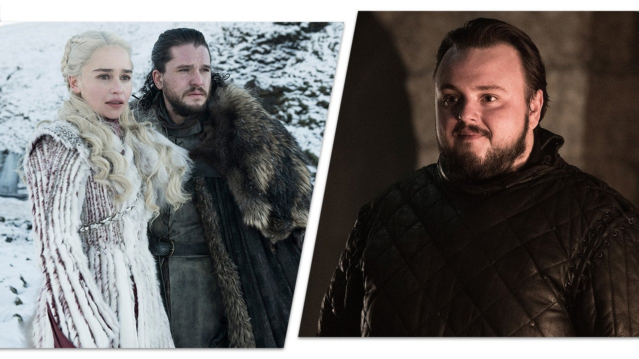 'Game of Thrones' Season 8 Premiere: John Bradley Reacts to Sam Spilling the Truth to Jon Snow! (Exclusive)