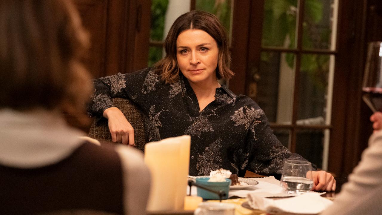 'Grey's Anatomy': Caterina Scorsone on Amelia's Tense Family Reunion, Link Romance & Owen's Future (Exclusive)