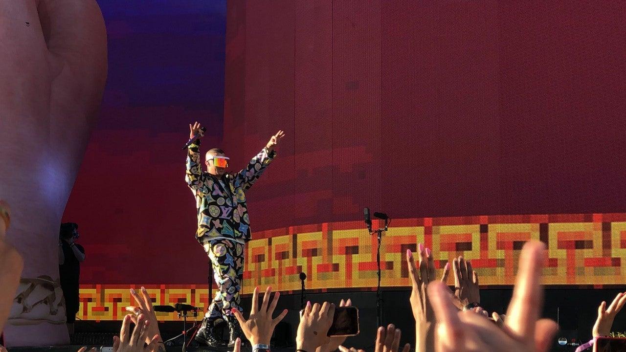 Bad Bunny Slays Coachella With Mind-Blowing Performance