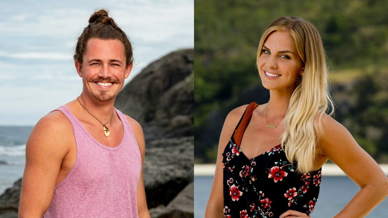 'Survivor' Alums Joe Anglim and Sierra Dawn Thomas Are Engaged -- See the Gorgeous Ring