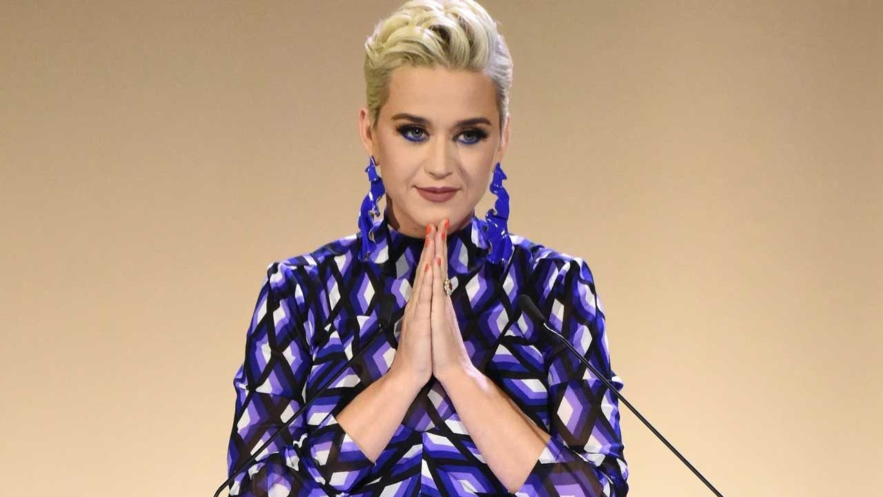 Why Katy Perry Says Finding Her Voice Was 'Really Important' (Exclusive)