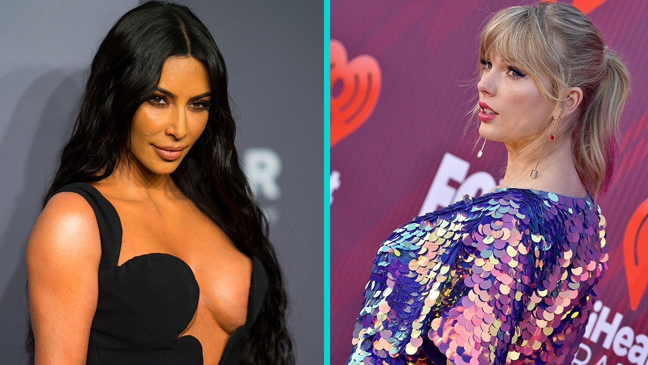 Is Kim Kardashian Shading Taylor Swift With the Release of Her New Fragrance?