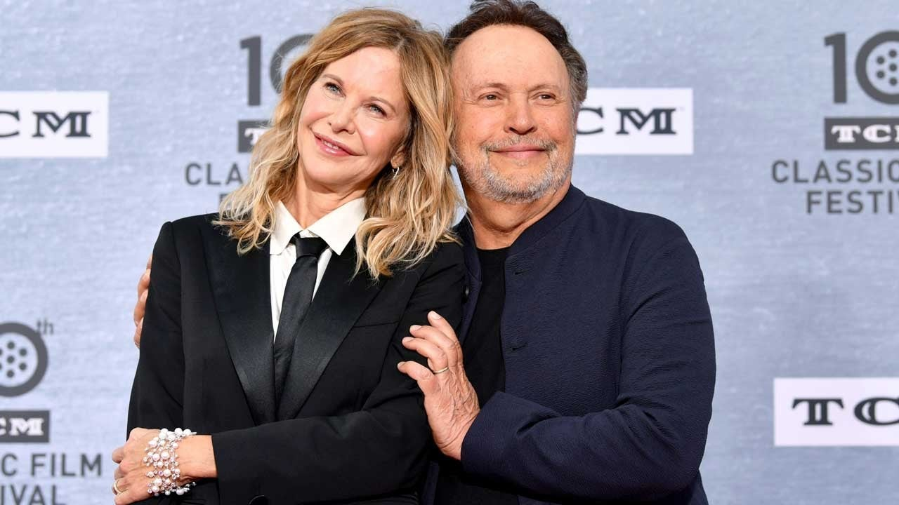 Billy Crystal & Meg Ryan Look Picture Perfect at 'When Harry Met Sally' 30th Anniversary Screening (Exclusive)