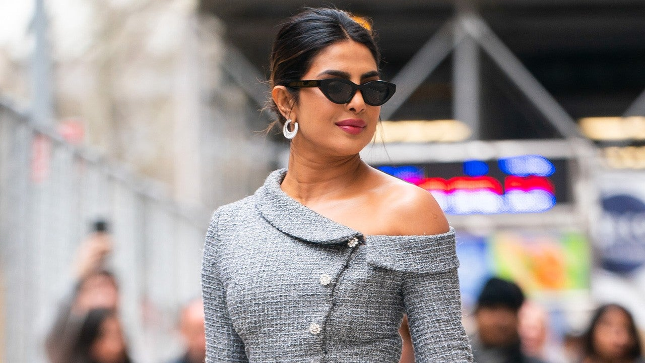 Priyanka Chopra Covers Love and Wedding Issue of 'Vogue' Netherlands -- See the Pic!