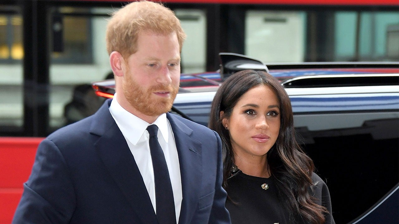 Here's What Meghan Markle and Prince Harry Are Asking For Instead Of Baby Gifts