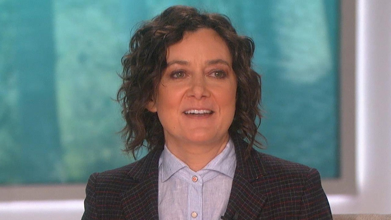 Sara Gilbert Announces She's Leaving'The Talk'