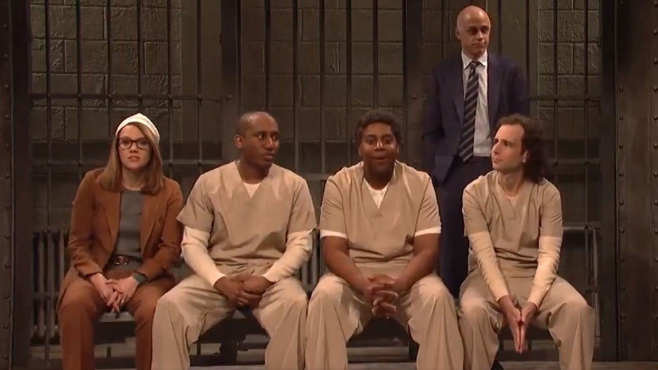 'SNL' Goes Inside Lori Loughlin's Time Behind Bars in Star-Studded Cold Open