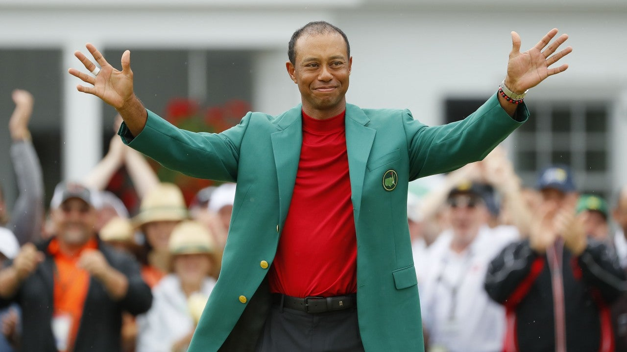 Tiger Woods Receives Congratulatory Messages From Justin Bieber, Barack Obama and More Following Masters Win