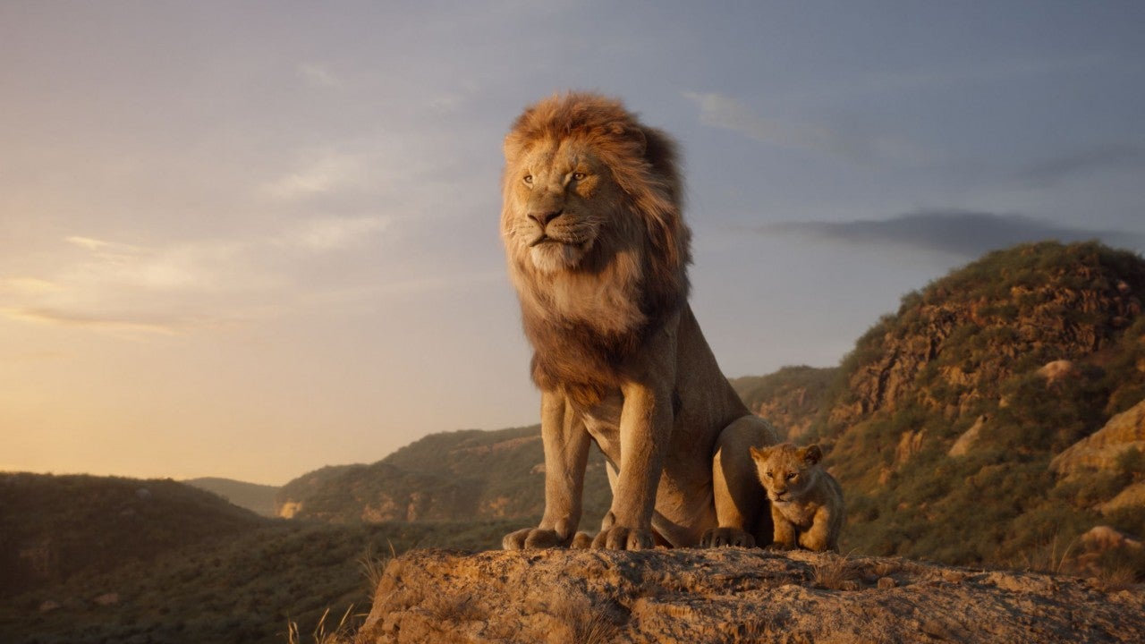 New 'Lion King' Trailer Will Have You Singing 'A-weema-weh'