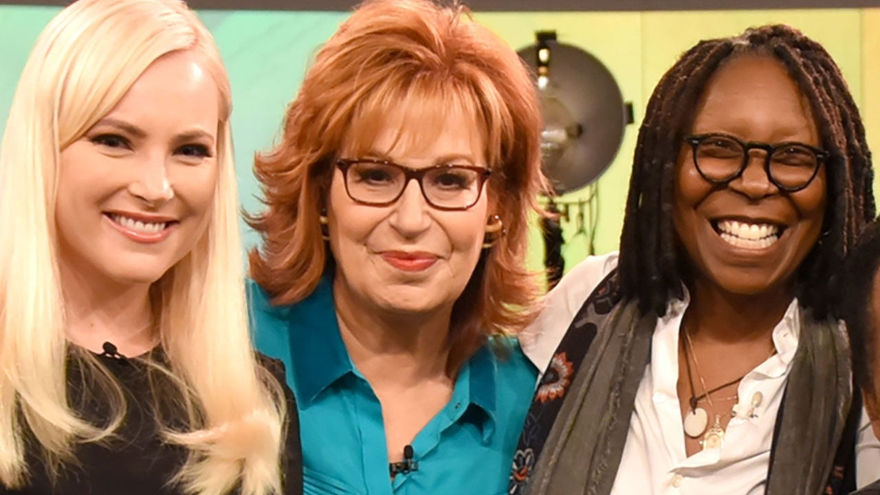 Whoopi Goldberg Intervenes After Tense Moment Between Meghan McCain and Joy Behar on 'The View'