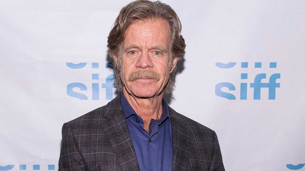 William H. Macy Rides Motorcycle in LA After Wife Felicity Huffman Pleads Guilty in College Admissions Case