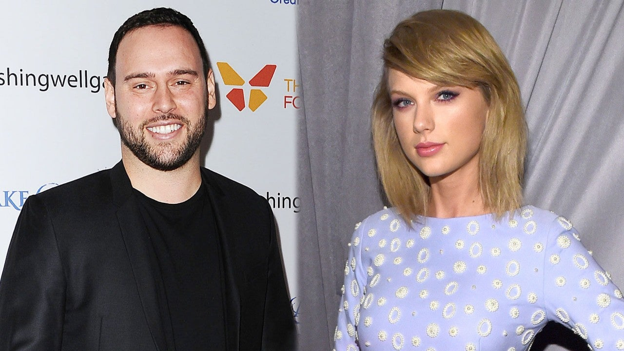 Scooter Braun Jokes That Last Couple of Weeks Have 'Taken a Toll' on Him Amid Taylor Swift Drama