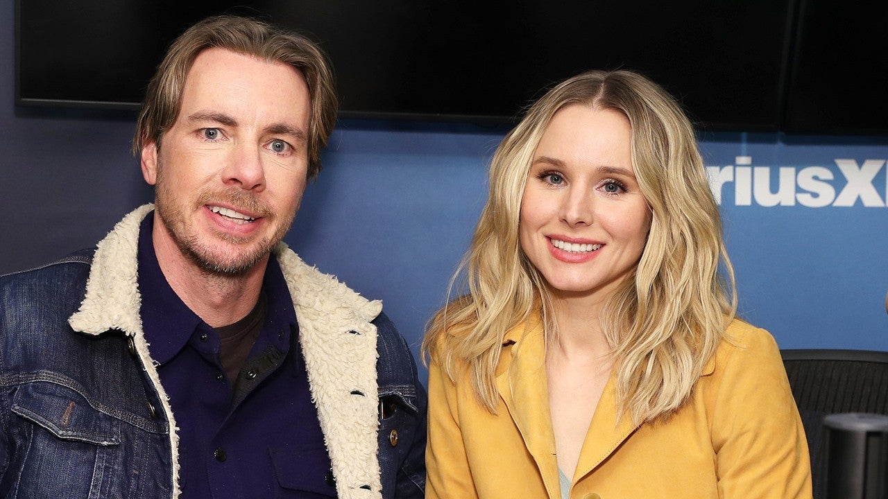 Why Dax Shepard Wasn't at Kristen Bell's Hollywood Walk of Fame Ceremony (Exclusive)