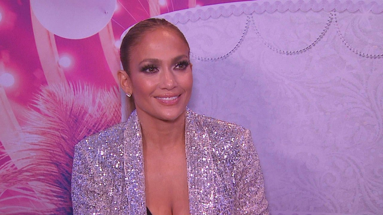 Jennifer Lopez Talks Possibility of Playing the 2020 Super Bowl Halftime Show (Exclusive)