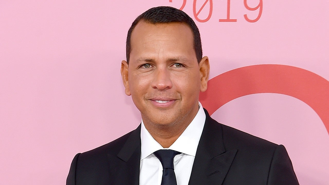 Alex Rodriguez Shows Off His Fit Physique Both Shirtless and Suited Up