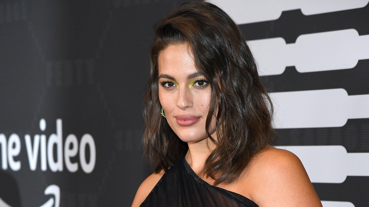 Ashley Graham Reveals Pregnancy 'Cravings' With New Baby Bump Pics
