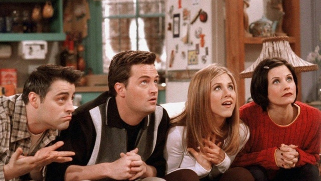 'Friends' Turns 25: The One With the Things You Didn't Know