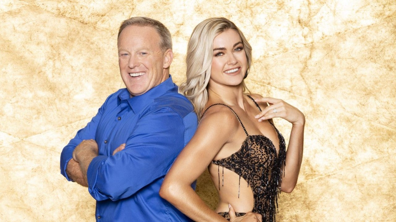 'DWTS': Sean Spicer Reveals What Lindsay Arnold Told Him Following Elimination (Exclusive)