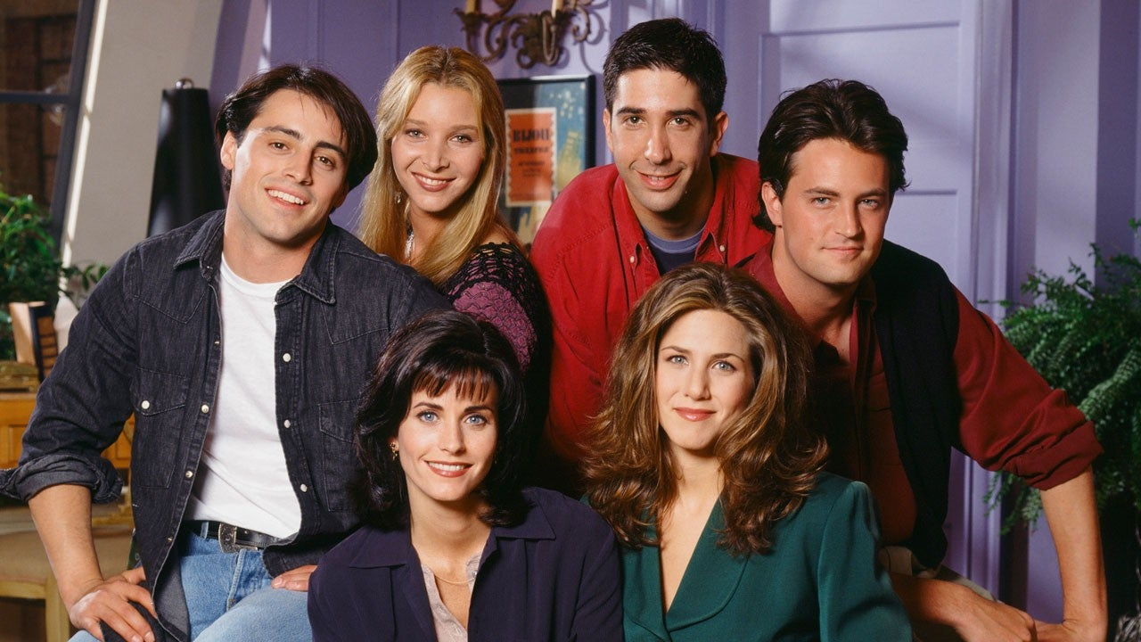Here's What the 'Friends' Cast Looked Like 25 Years Ago -- and Where They Are Now!