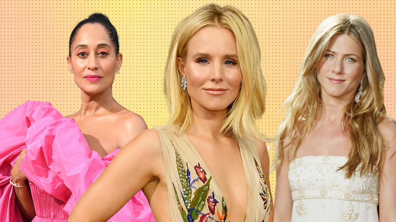 These Iconic Emmys Dresses Have Stood the Test of Time