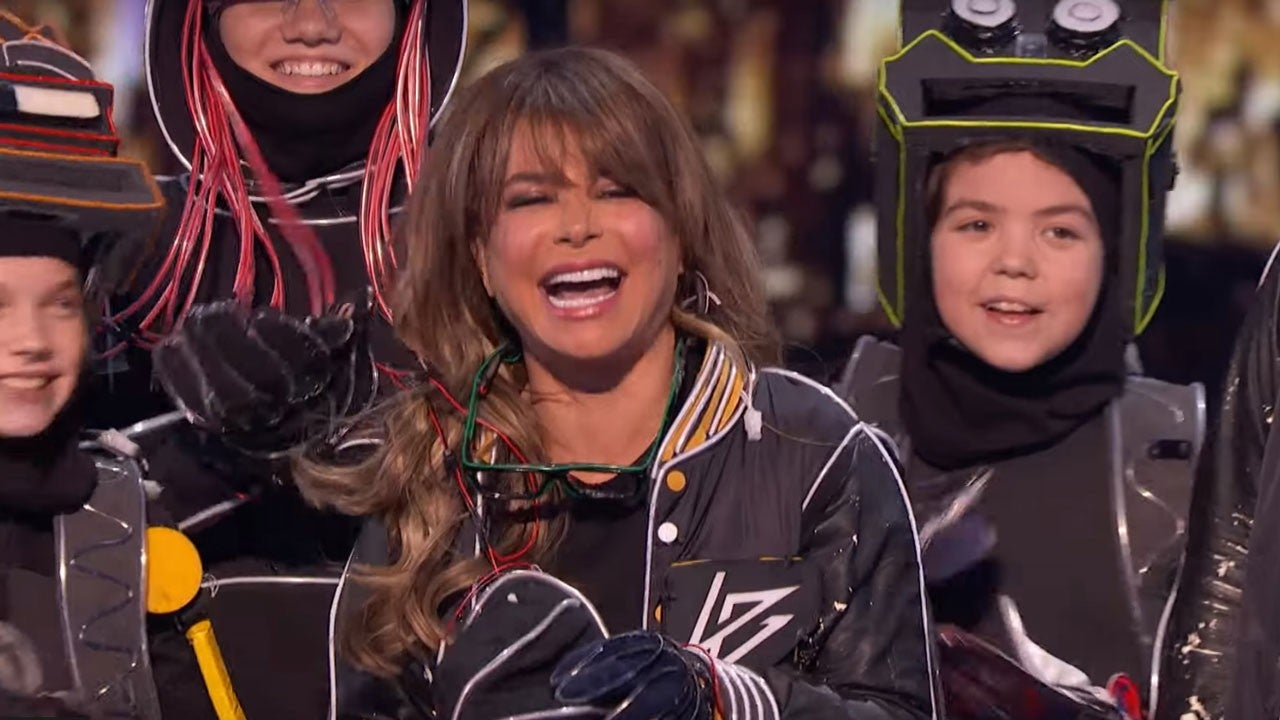 Simon Cowell and Paula Abdul Have Surprise 'American Idol' Reunion on 'America's Got Talent' Finale