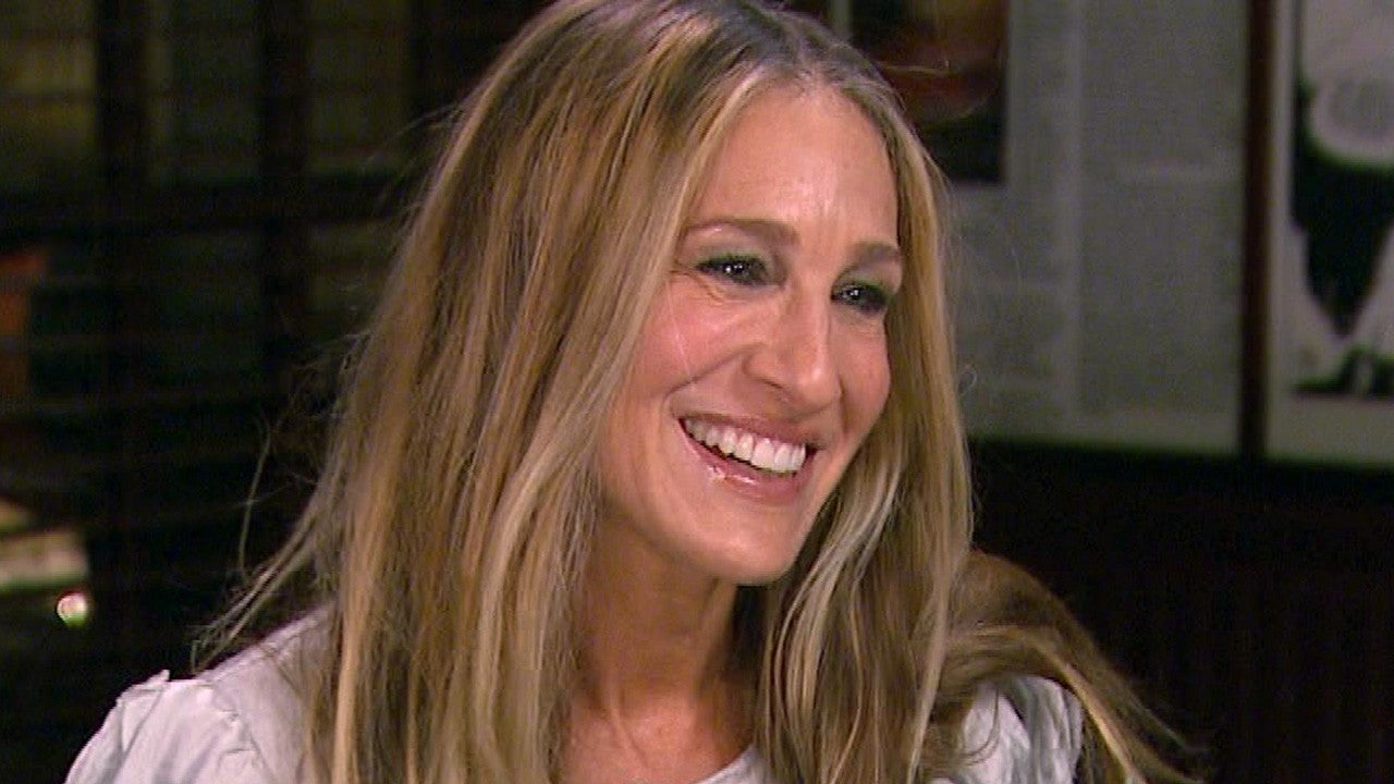 Sarah Jessica Parker Says She Learned to Enjoy Wine Thanks to Her Kids 'Hitting a Certain Age' (Exclusive)
