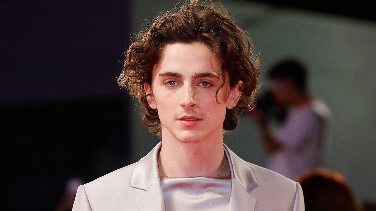 Timothee Chalamet And The King Cast On The Movie S Meme Able Haircuts Exclusive Wusa9 Com