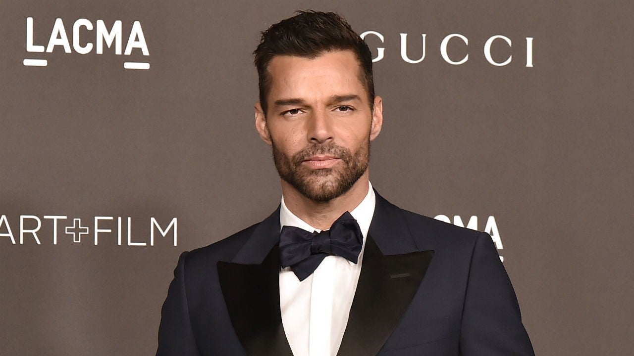 Ricky Martin on Pandemic-Induced Anxiety and Promoting Social Justice for His Kids