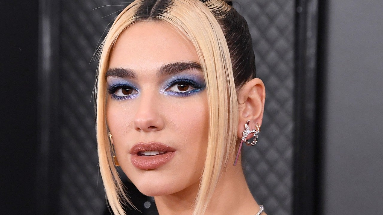 2020 GRAMMYs: The Best Beauty Looks From Dua Lipa, Ariana Grande and More