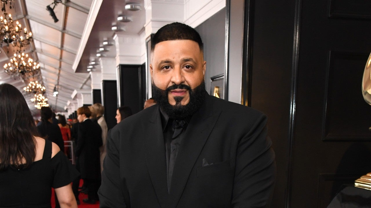 DJ Khaled Agrees With Diddy Calling Out the Recording Academy for Lack of Diversity