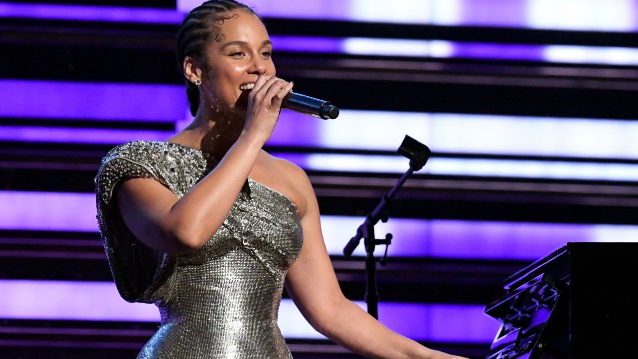 See Every Single Outfit Alicia Keys Wore While Hosting the 2020 GRAMMYs
