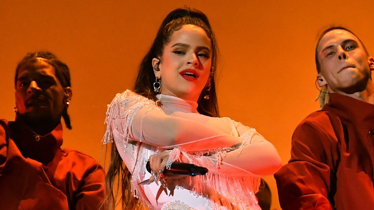 Rosalía Brings Flamenco Flavor to 2020 GRAMMY Awards Performance