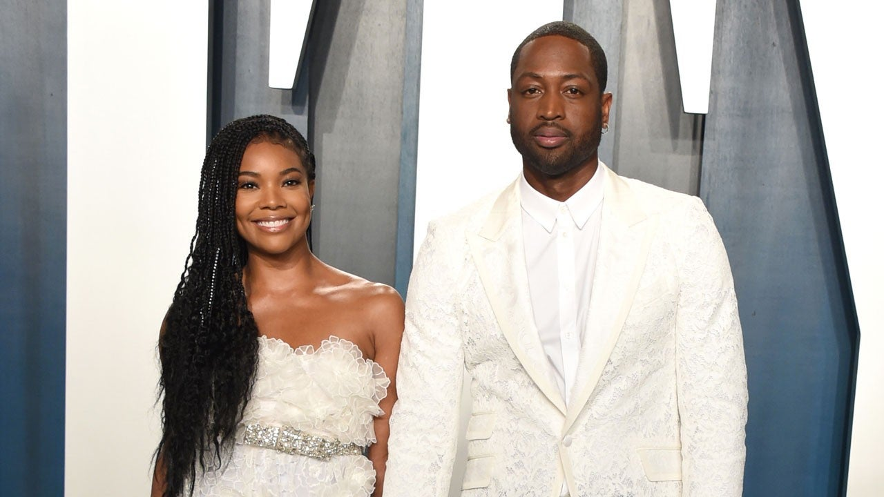 Gabrielle Union and Dwyane Wade's 17-Month-Old Daughter Kaavia Is Already Swimming