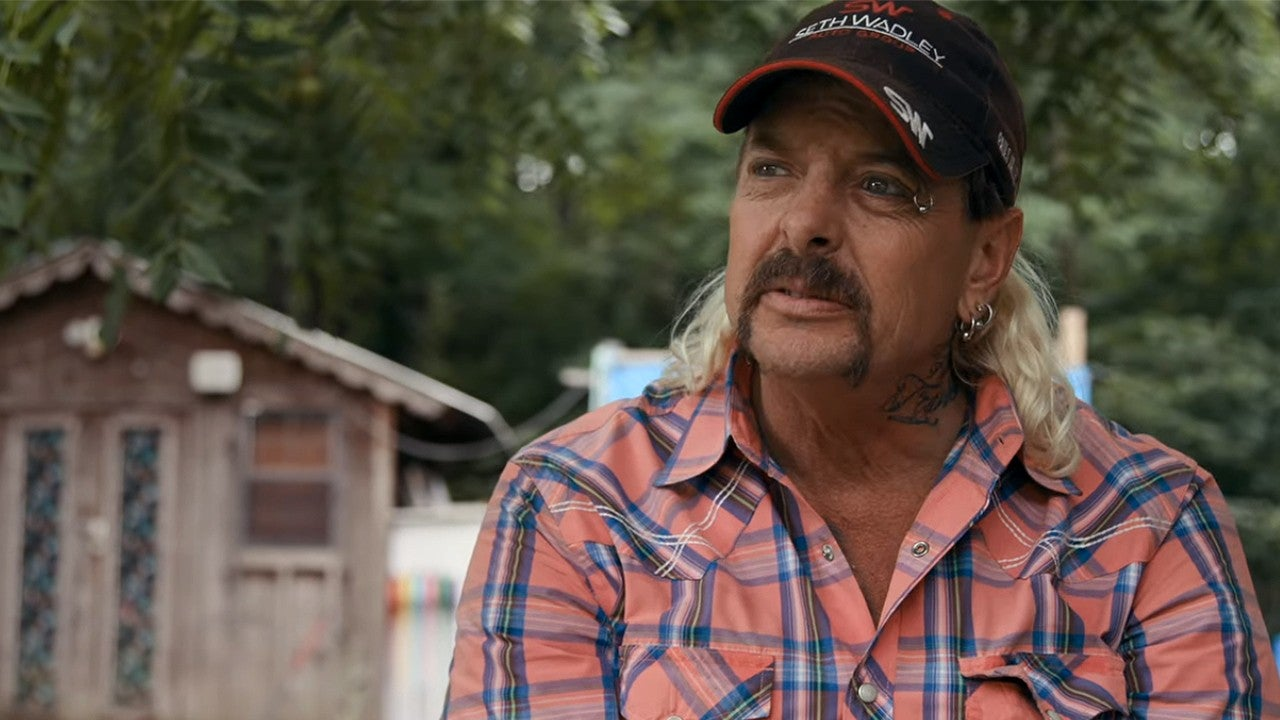 'Tiger King' Star Joe Exotic Says He's 'Done' With the 'Carole Baskin Saga' in Jailhouse Interview