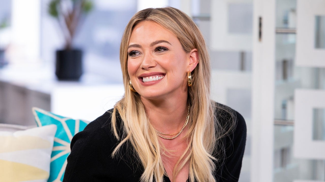 Pregnant Hilary Duff Thinks Baby No. 3 Is a Boy