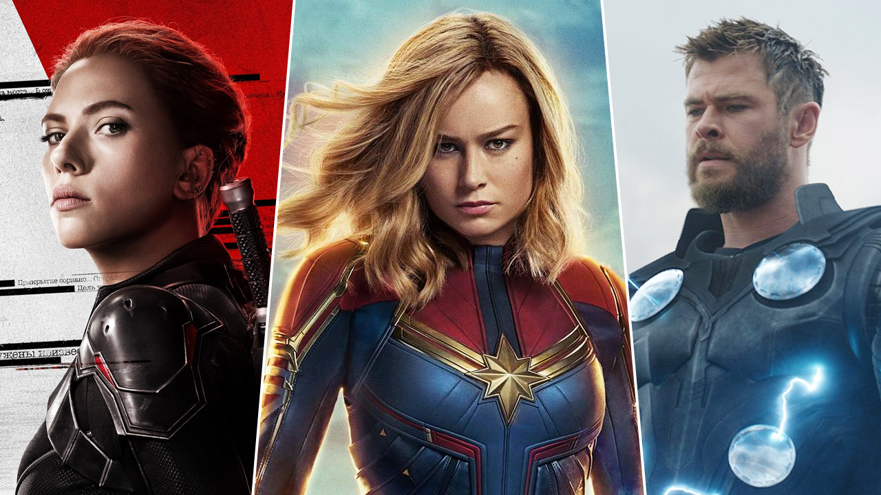 'Black Widow,' 'Thor: Love and Thunder' and More Marvel Movies Get New Release Dates Due to Coronavirus