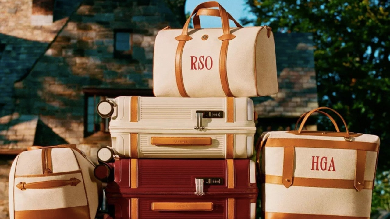 Paravel Sale: Enjoy 20% Off on Chic Luggage, Totes and More
