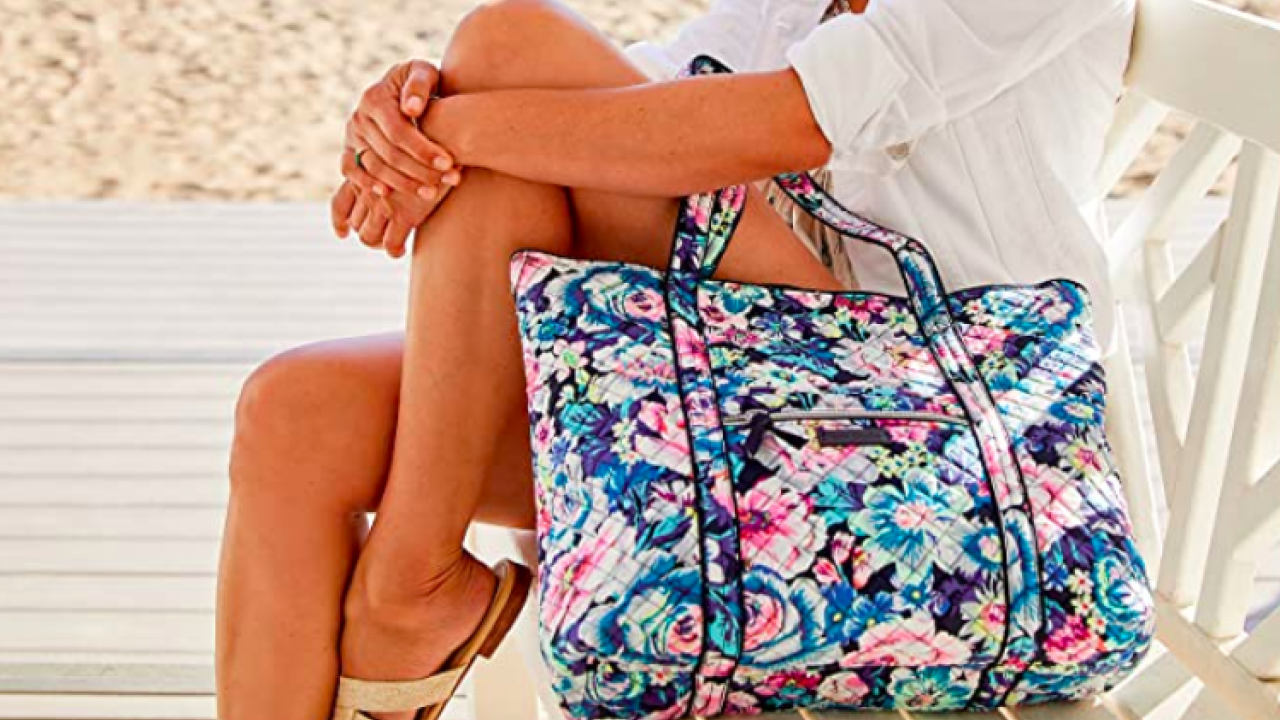 Up to 40% Off Vera Bradley bags at the Amazon Summer Sale thumbnail