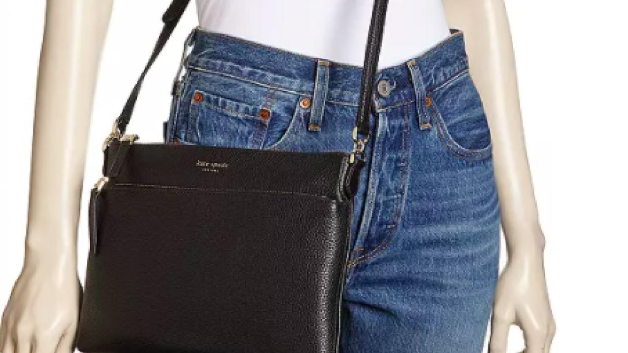 Over $100 Off This Kate Spade Handbag at the Amazon Summer Sale thumbnail