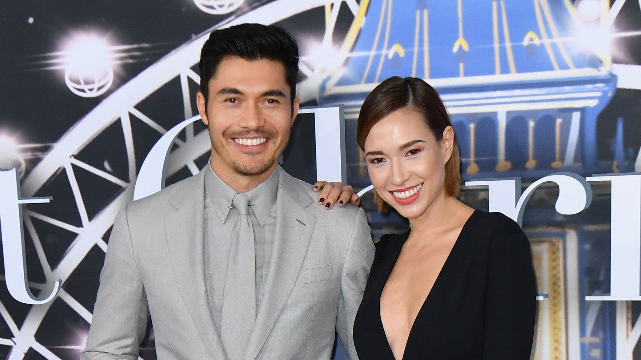 Henry Golding and Wife Liv Welcome First Child Together