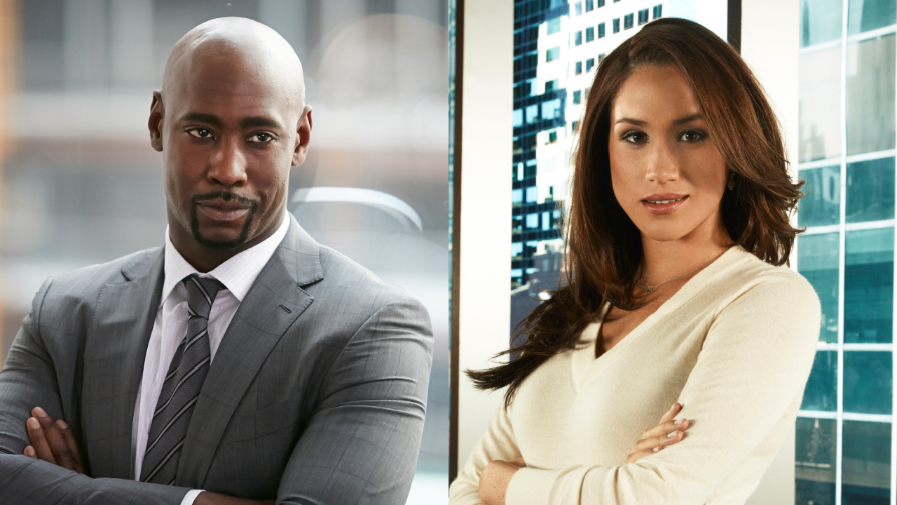 D.B. Woodside Praises Former Co-Star Meghan Markle Amid Royal Family Drama (Exclusive)