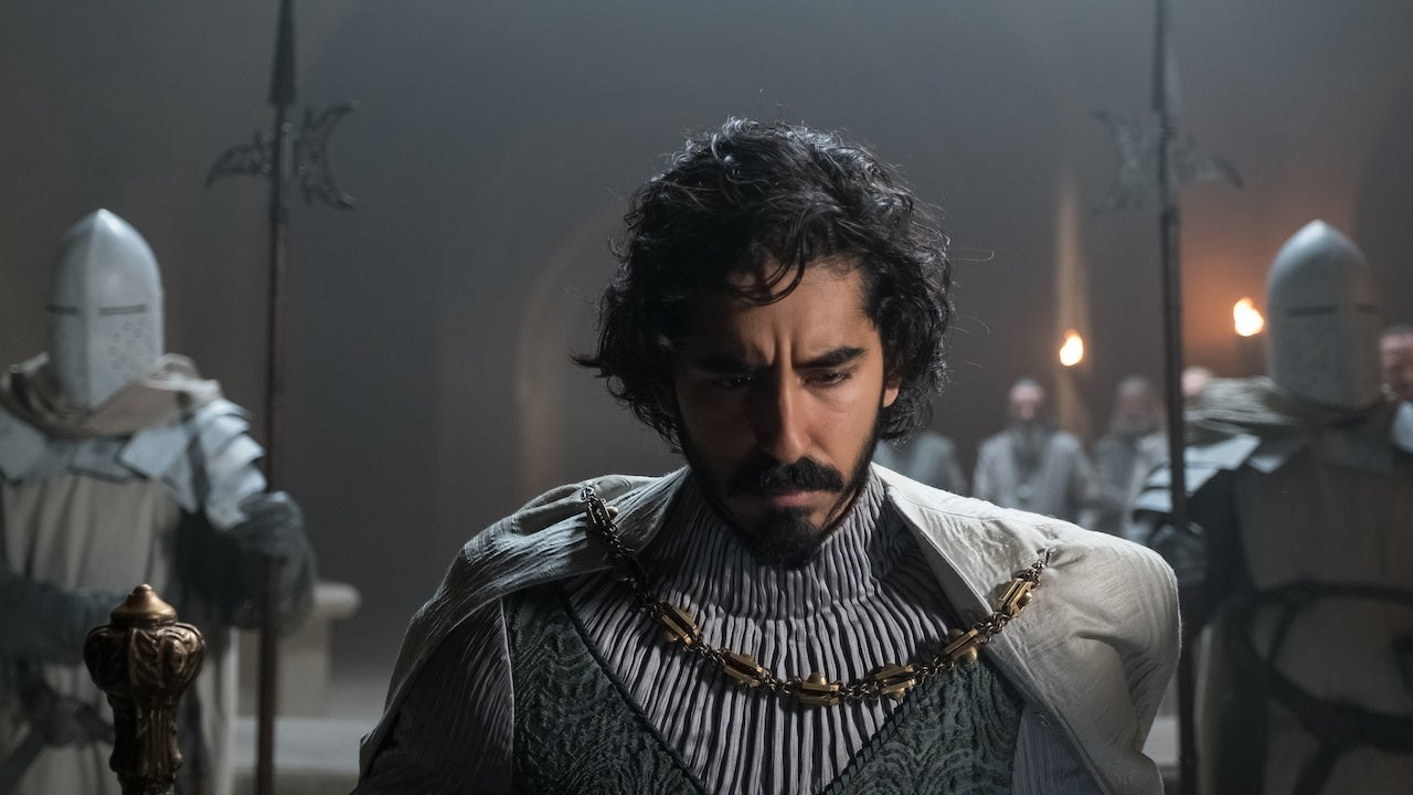 Dev Patel and Joel Edgerton on Finding the Serendipity in 'The Green Knight' (Exclusive)