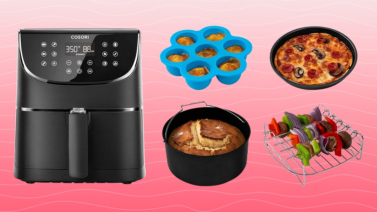The Best-Selling Cosori Air Fryer Is $30 Off at Amazon