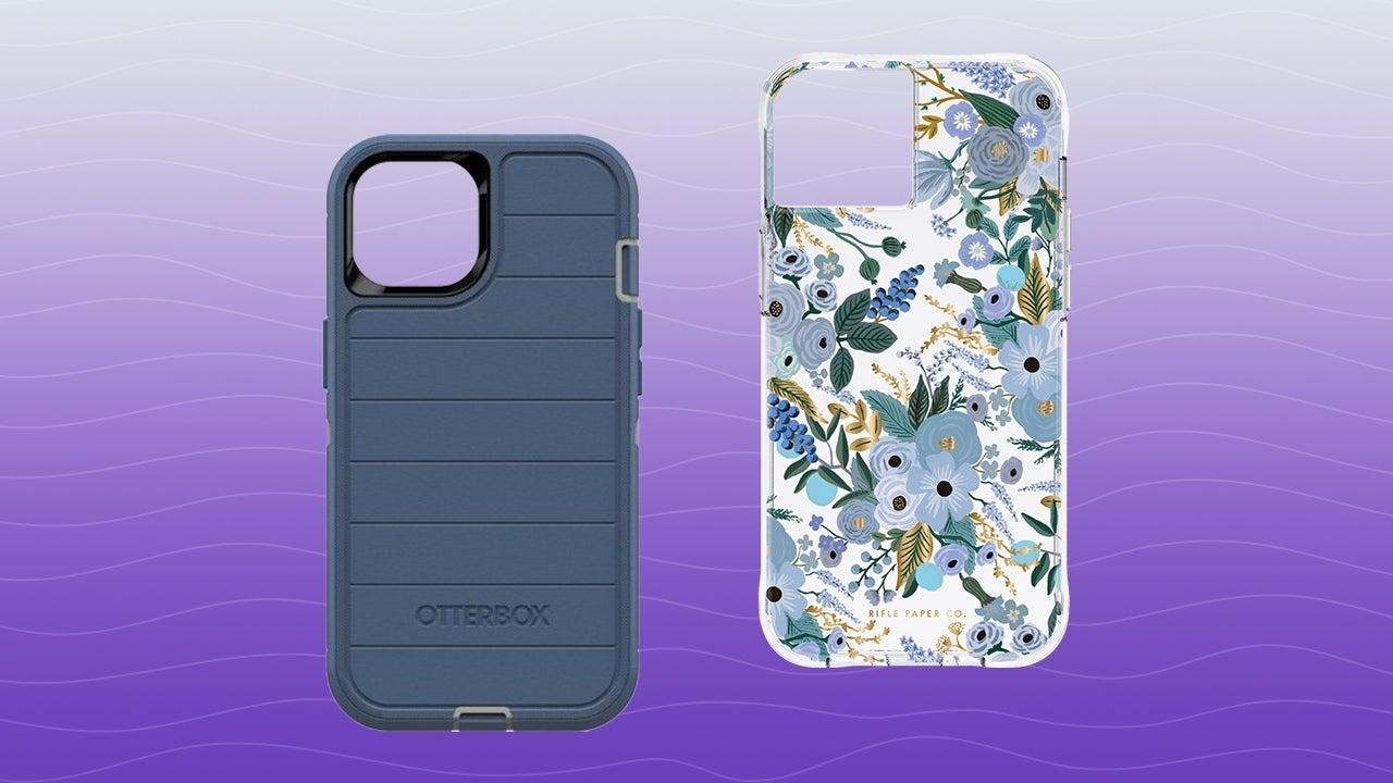 Best Phone Cases for the New iPhone 13, iPhone 13 Pro, iPhone 13 Pro Max and iPhone 13 Mini