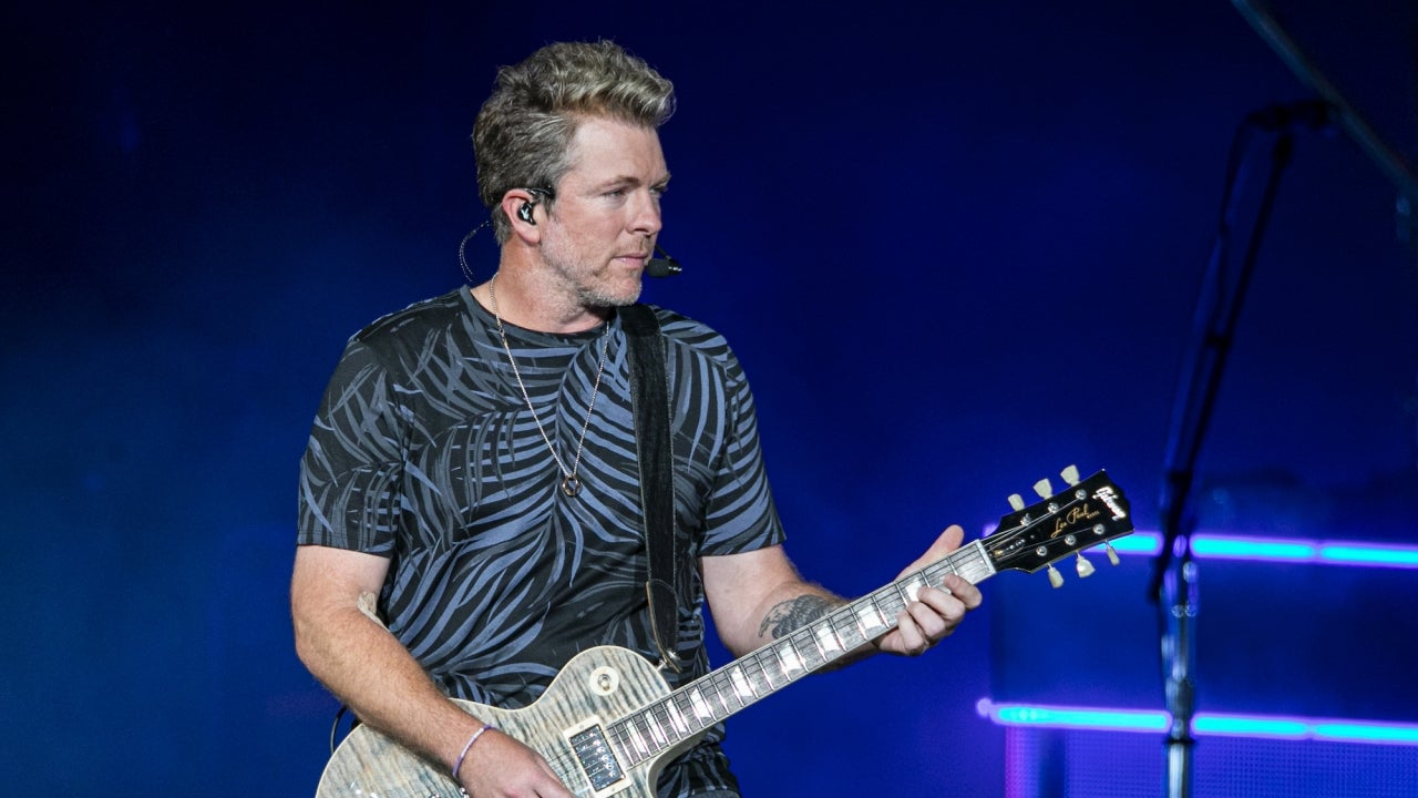 Rascal Flatts Guitarist Joe Don Rooney Arrested and Charged With a DUI