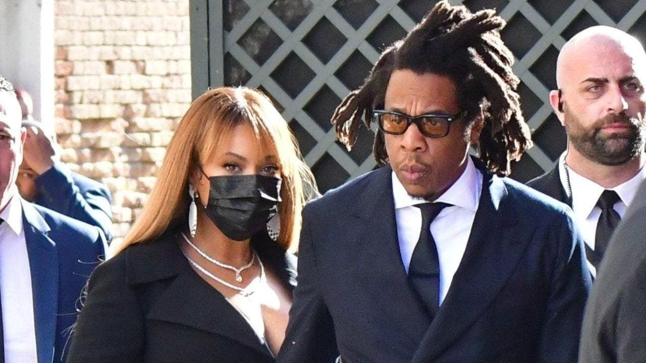 Beyoncé and JAY-Z Are One Stylish Duo Attending Wedding in Italy