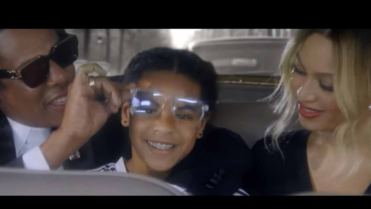 Blue Ivy Crashes Parents Beyoncé and JAY-Z's 'Date Night' in Cute Cameo