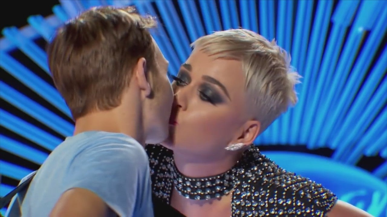 American Idol Contestant Calls Unwanted Kiss From Judge