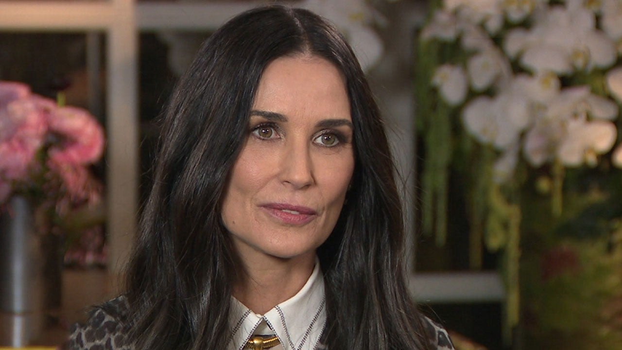 Demi Moore Reflects on...