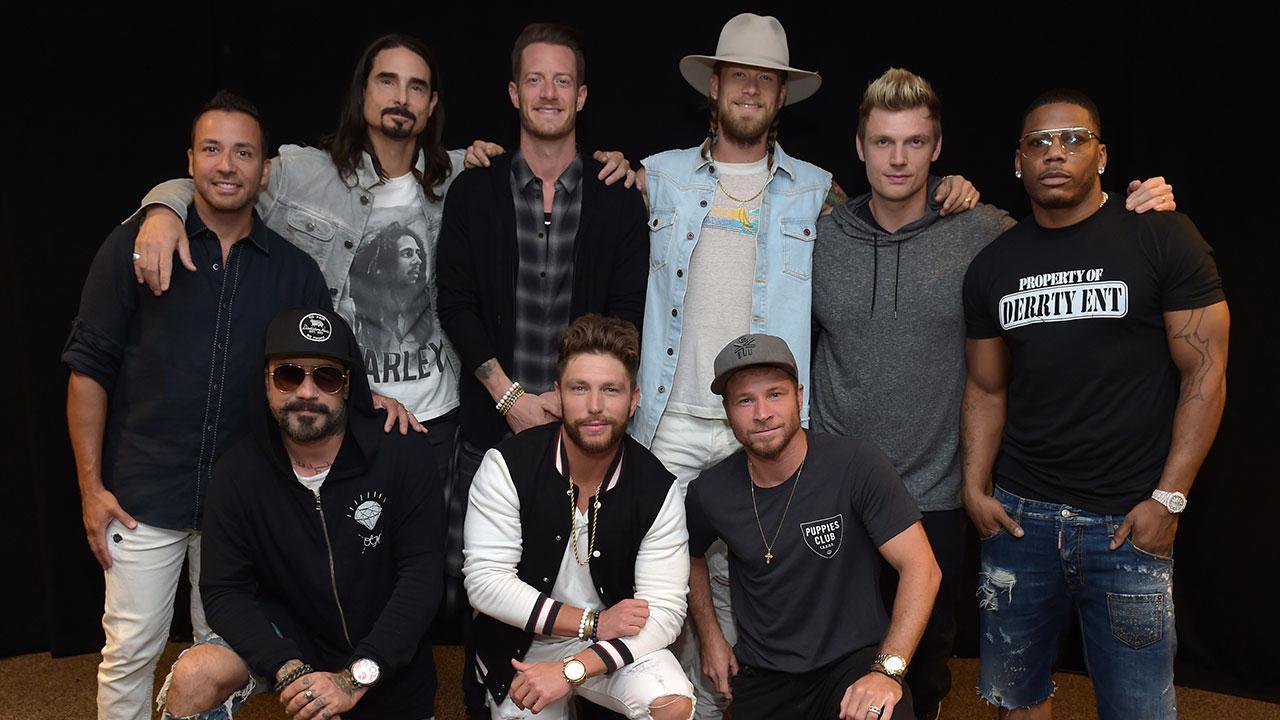 Florida Georgia Line And Backstreet Boys Tour